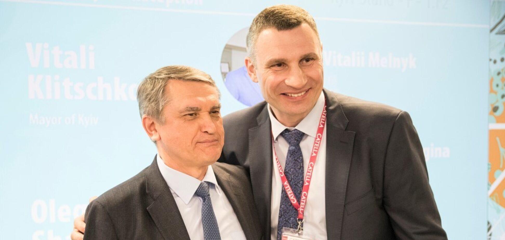 Кличко у Канах отримав міжнародну відзнаку Києва за зниження бюрократії