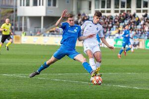 'Динамо' драматично проиграло в Юношеской лиге УЕФА