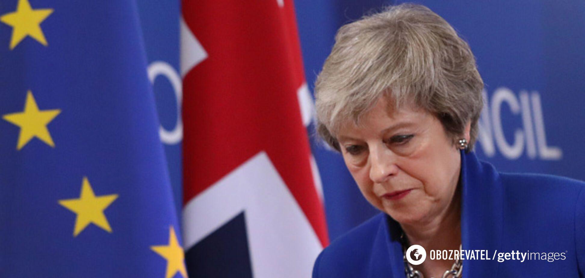 Британський парламент вдруге проголосував проти Brexit