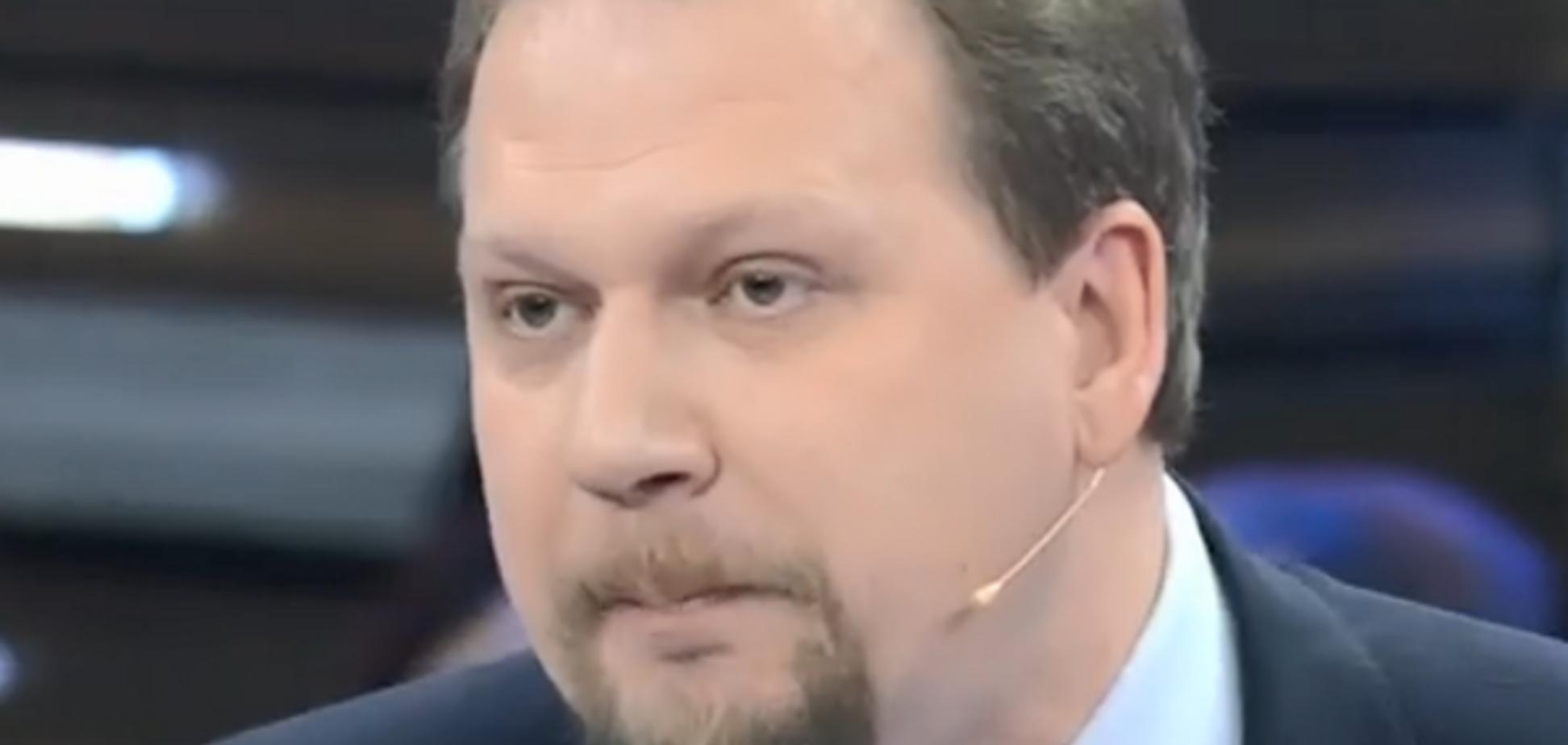 'Будем одной страной!' Скандальный украинский ведущий забредил объединением с Россией