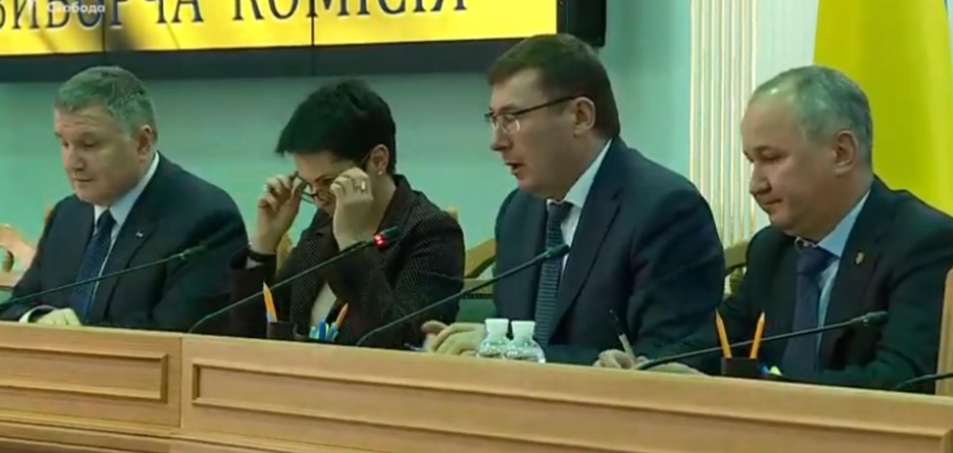 Выборы в Украине: Луценко предостерег от 3 главных нарушений
