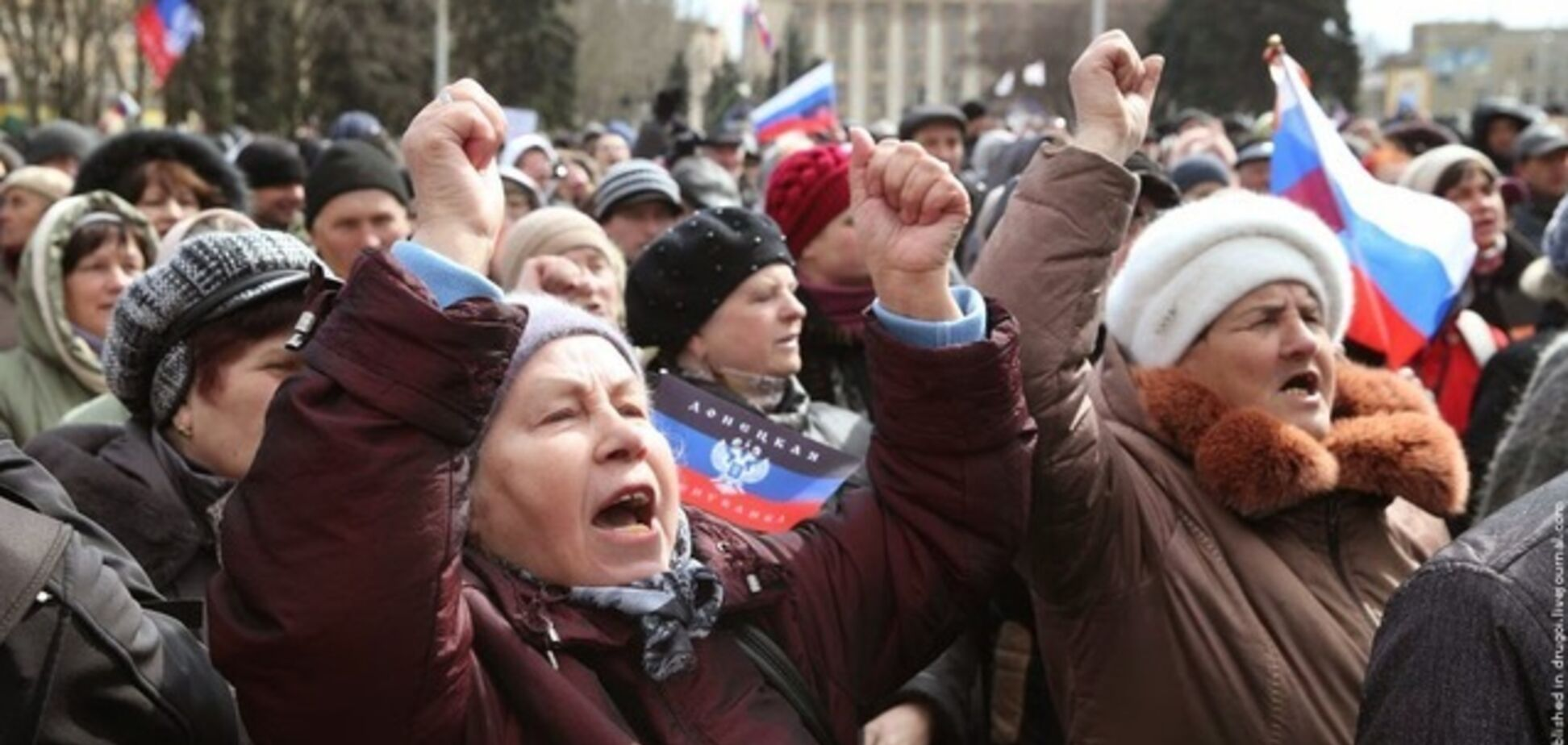 'Платят с*парам!' Корчинский ополчился против жителей 'Л/ДНР'