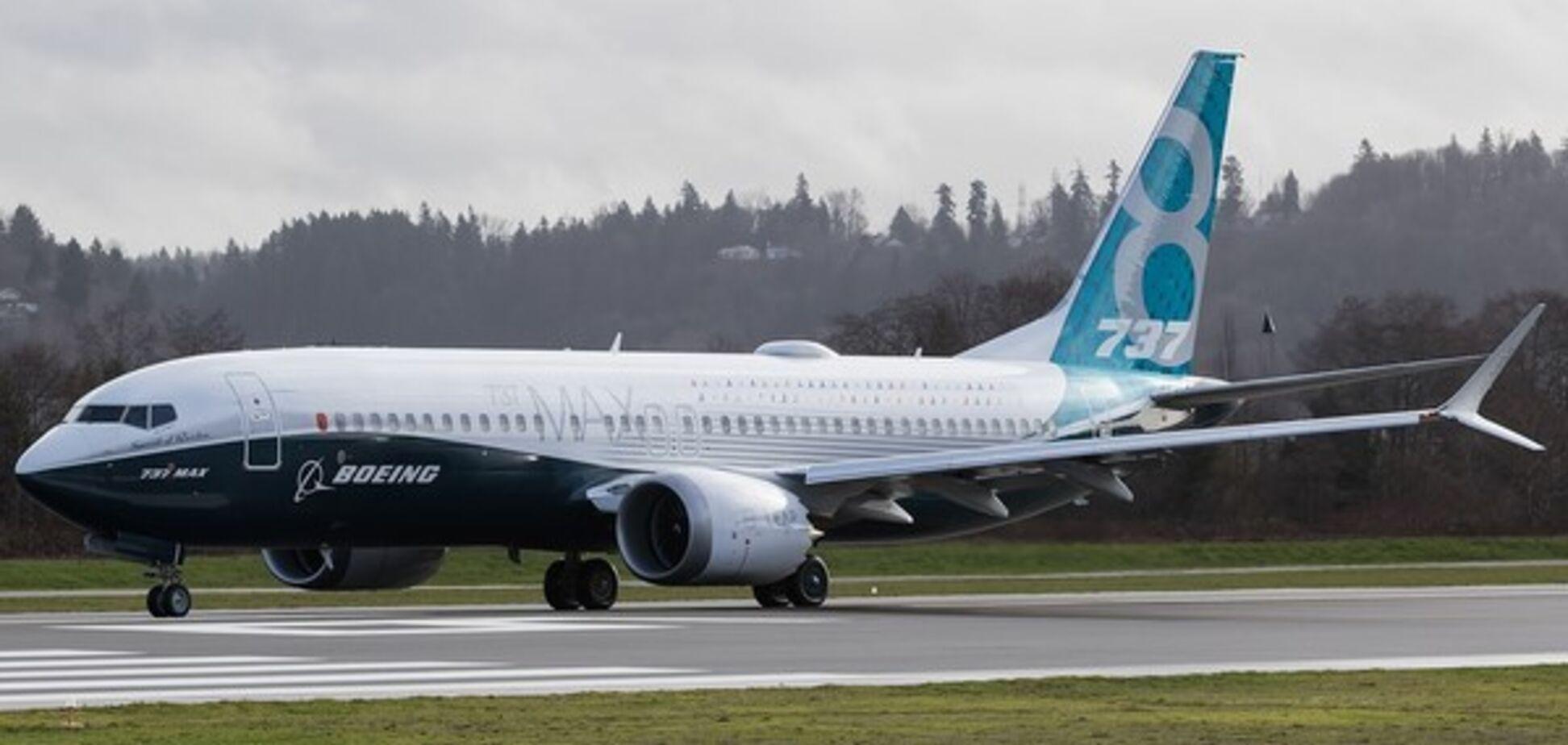 В Украине запретили полеты на скандальных лайнерах Boeing: что известно