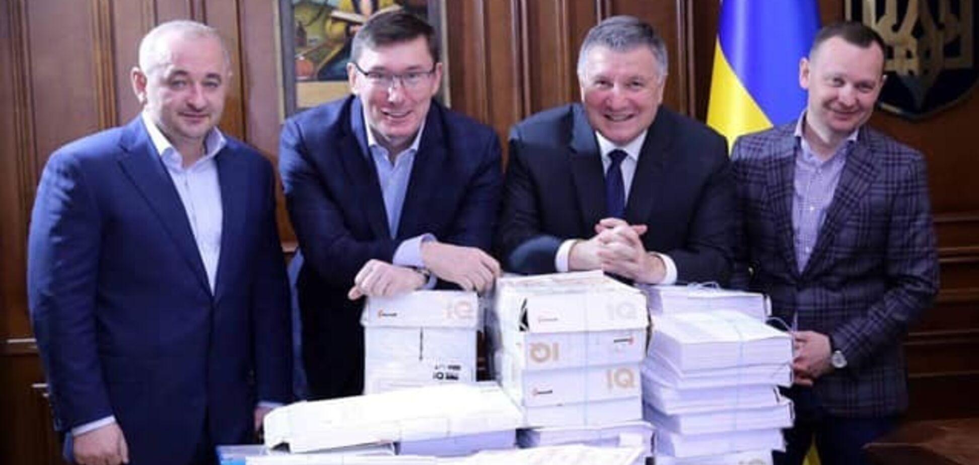 Розікрали мільярди: справа про масштабну корупцію 'вертолітних податківців' Януковича потрапила до суду
