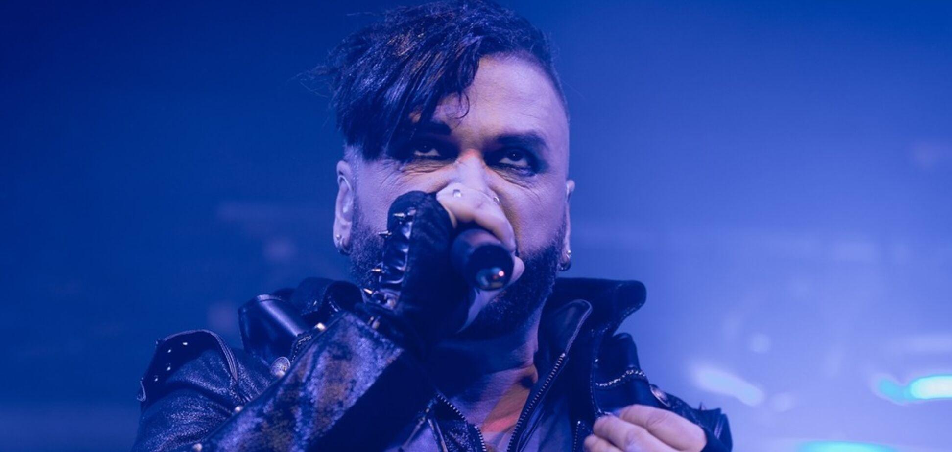 Легенды рок-сцены Oomph! дали яркий концерт в Мюнхене: эксклюзивные фото