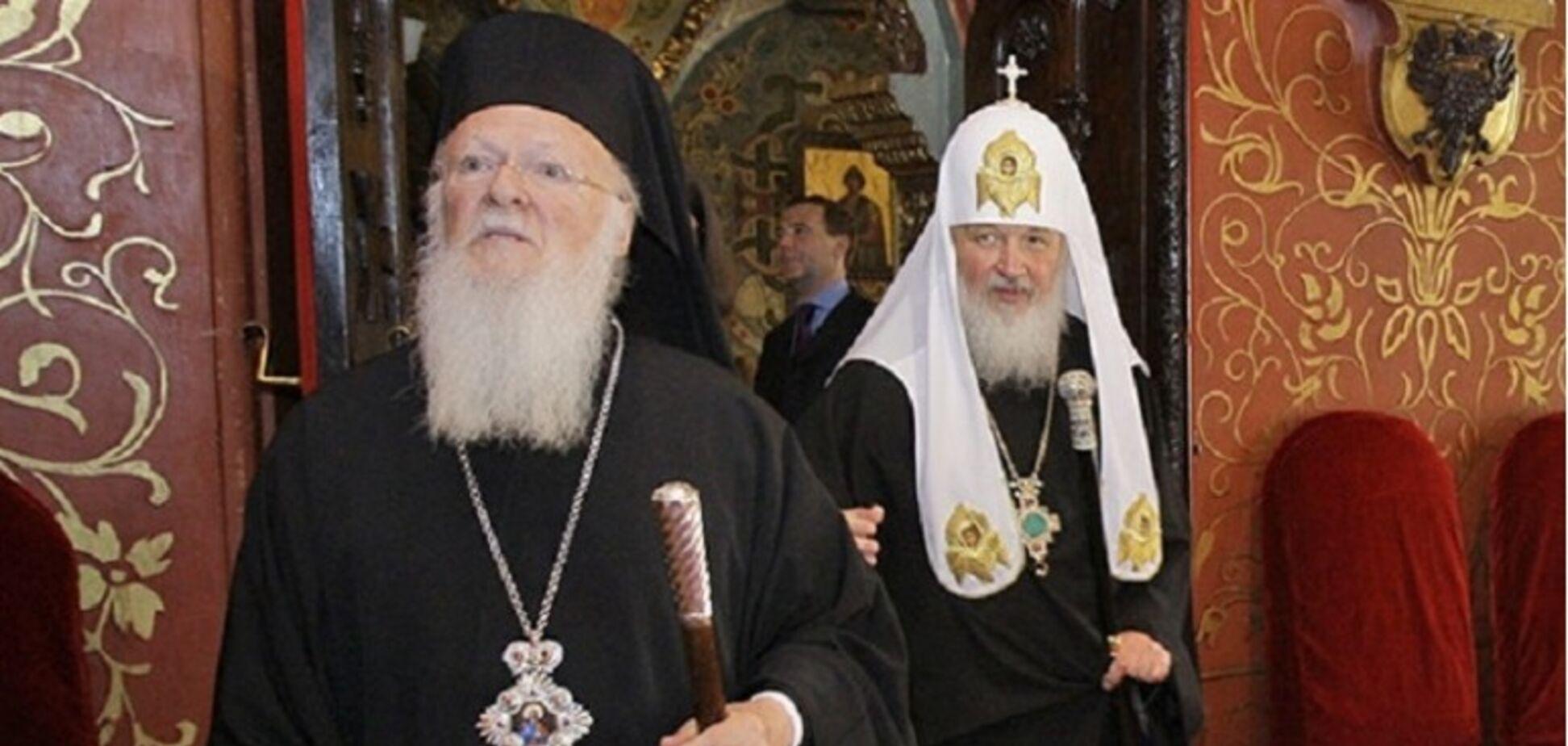 'Проповідують бісів і антихристів!' У РПЦ зібралися розвалити Константинополь