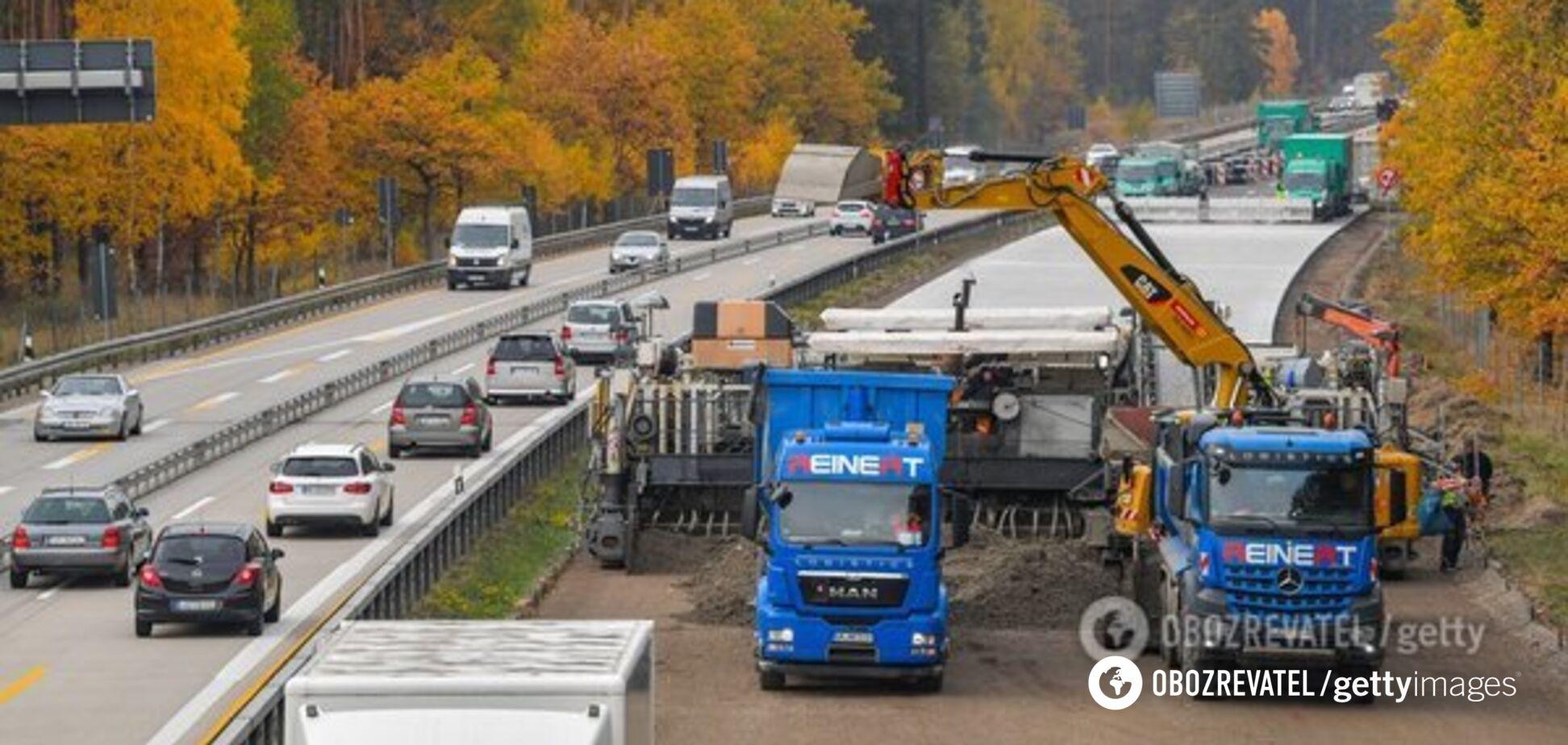 В Украине дороги будут строить по новым правилам: что изменится