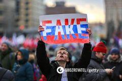 Поребрик News: на росТВ присвоили украинский народ и солгали о 'кровавых расправах'
