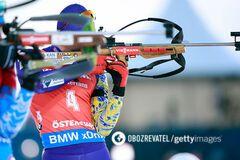 Украинцы столкнулись с неожиданной проблемой на чемпионате мира по биатлону
