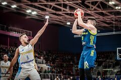 'Перший контракт – $100': баскетболіст збірної України про початок кар'єри, гру та життя в США