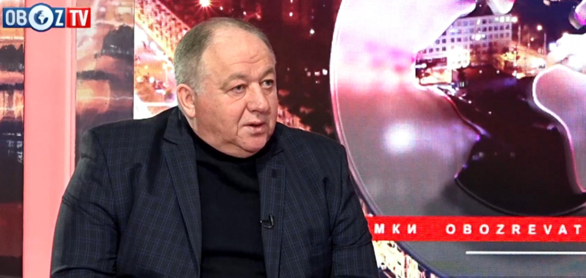 Политика в отношении Донбасса была неправильной – экс-глава Донецкой военно-гражданской администрации