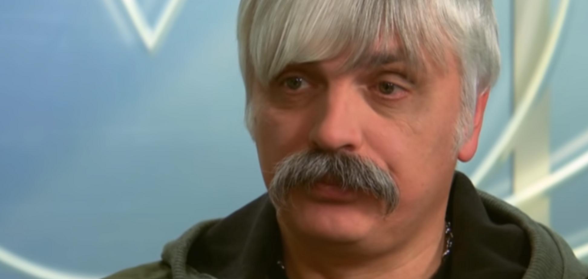 'Города и села будут разрушены': Корчинский призвал к силовому освобождению Крыма и Донбасса