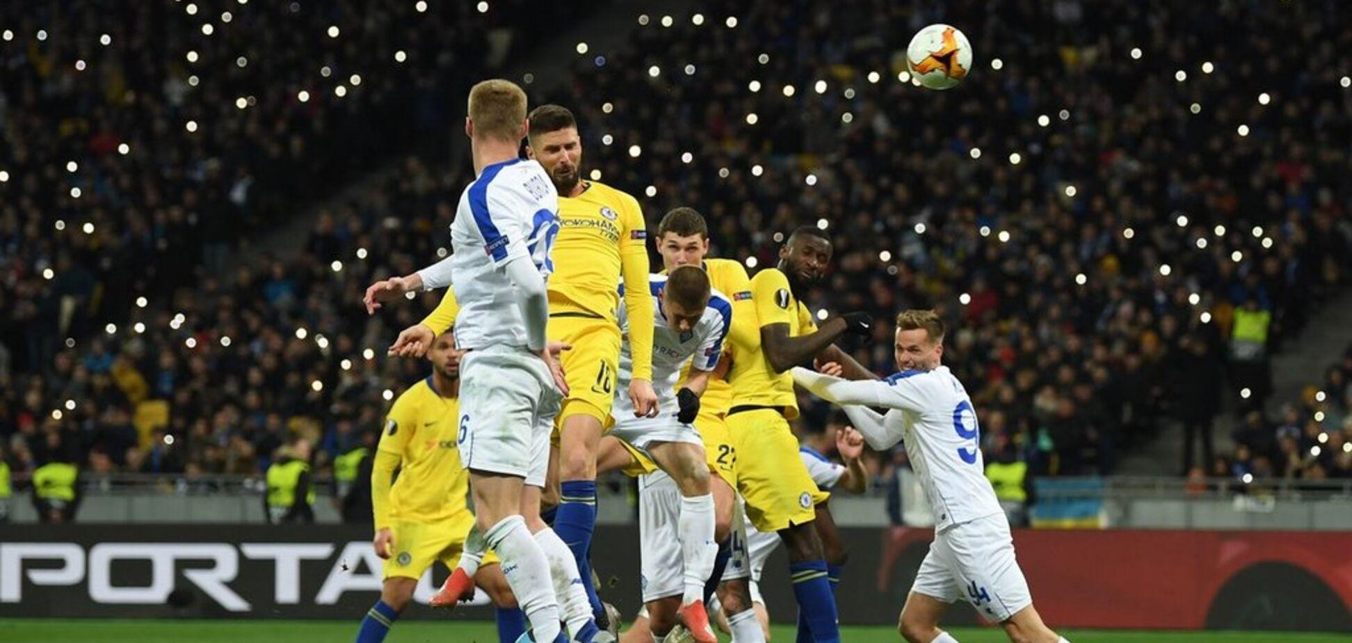 УЕФА наказал 'Динамо'
