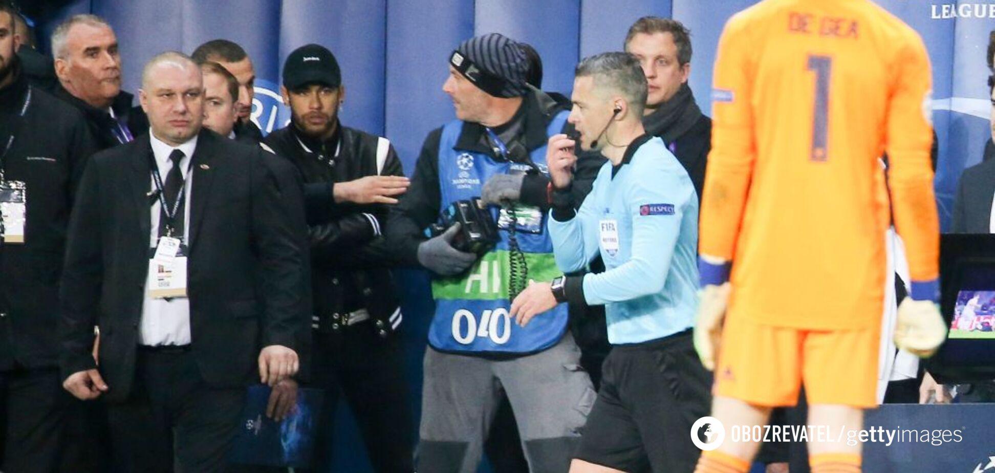 УЕФА готовится дисквалифицировать Неймара