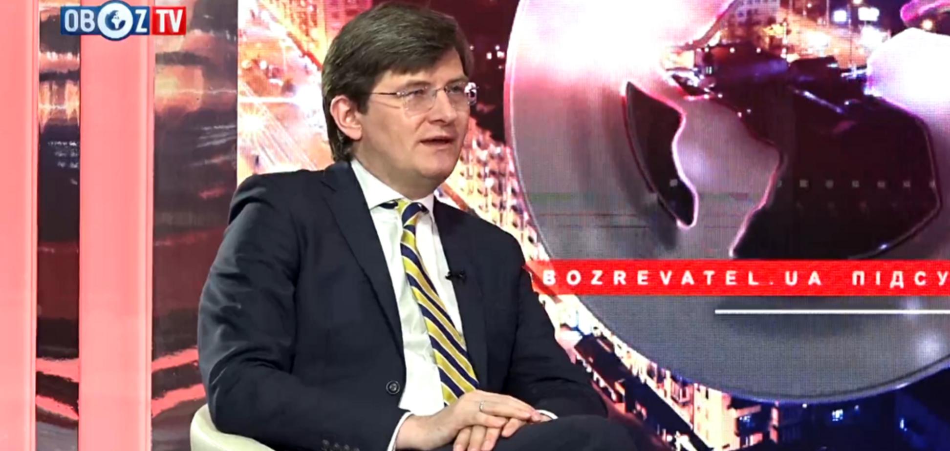 Не больше шести: экс-замглавы ЦИК оценил шансы претендентов на пост президента Украины