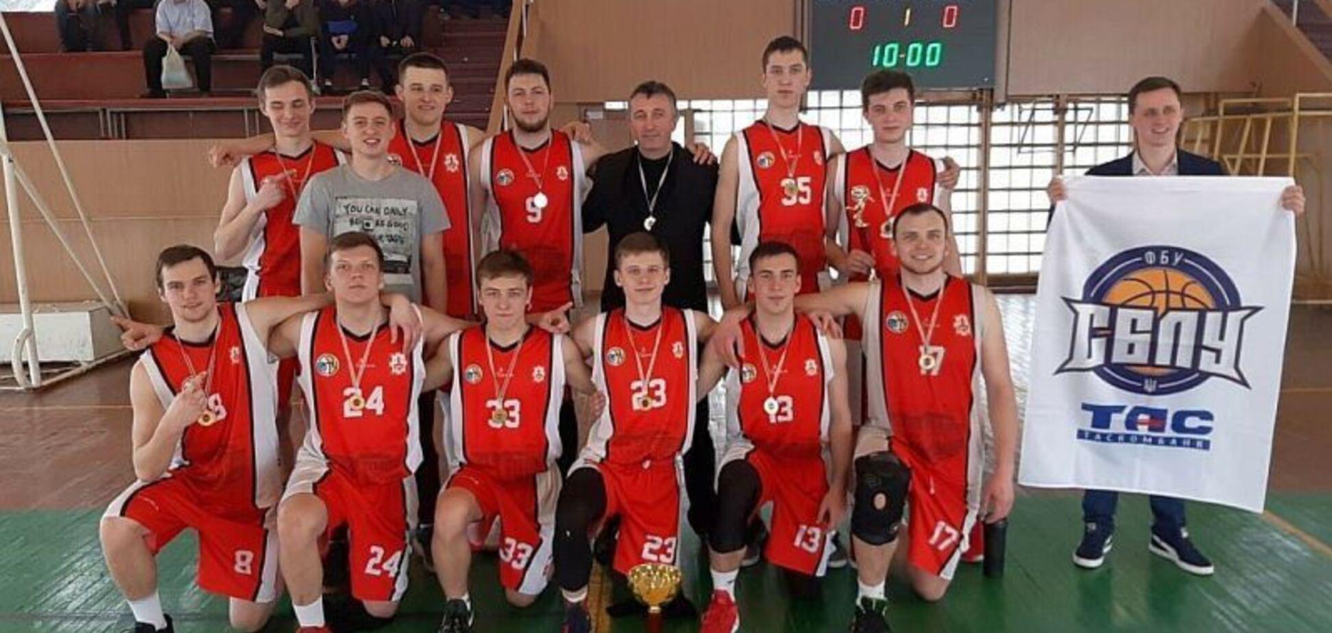 СБЛУ Таскомбанк: определились победители дивизиона Запад
