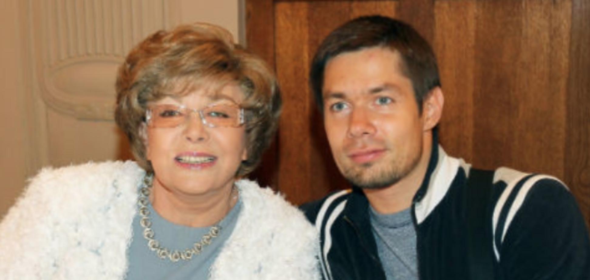 Эдита и Стас Пьеха
