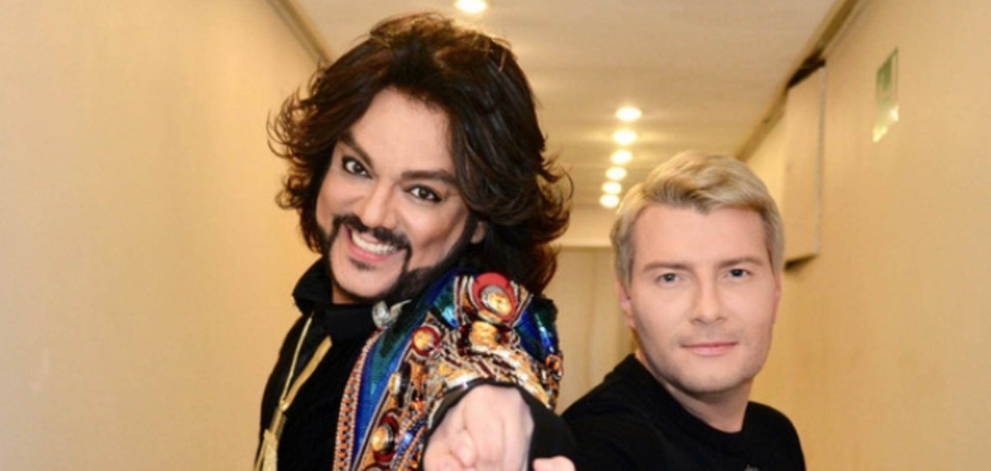 Кіркоров і Басков