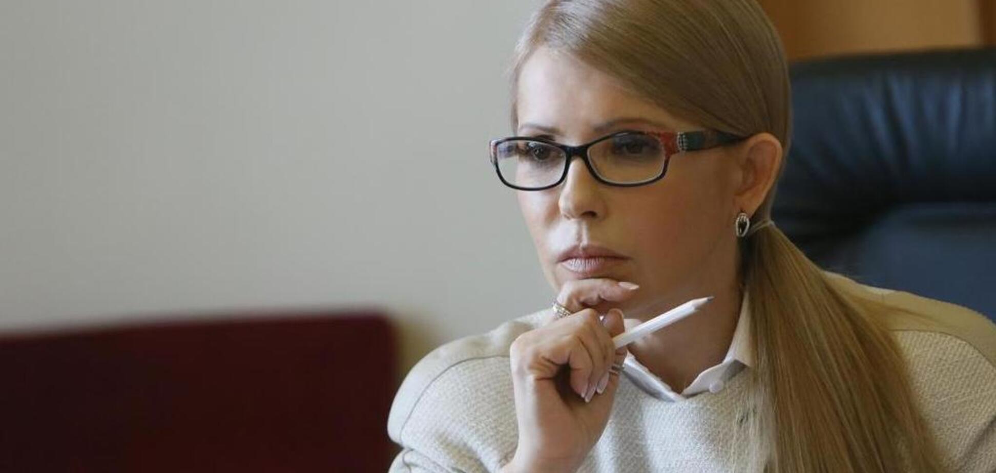 Тимошенко: новий президент встановить справедливі тарифи
