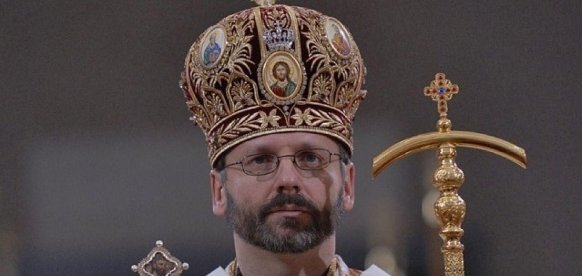 Скандал навколо Софії Київської: глава УГКЦ пояснив, чого хочуть греко-католики
