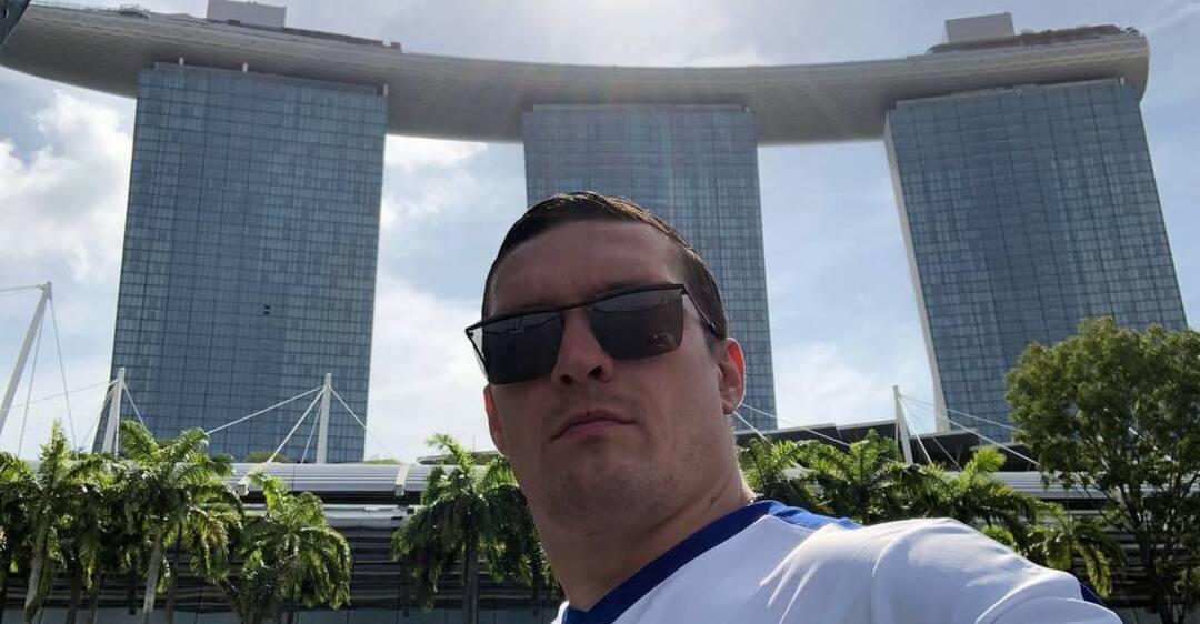 'Пішов додому плакати': Усик зважився на несподіваний крок після поразки 'Динамо'