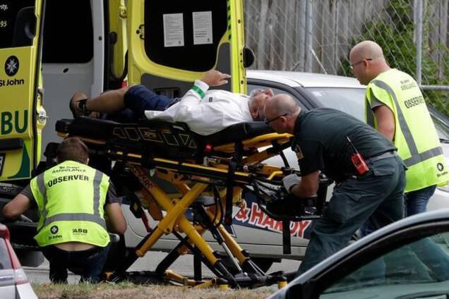 У Новій Зеландії розстріляли мечеті і лікарню: 49 жертв, близько 40 поранених