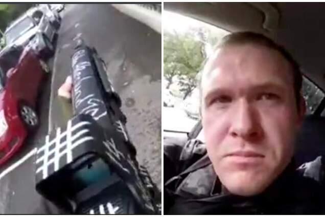 Теракт в Новой Зеландии Twitter: Теракт в Новой Зеландии: убийца оставил послание Украине