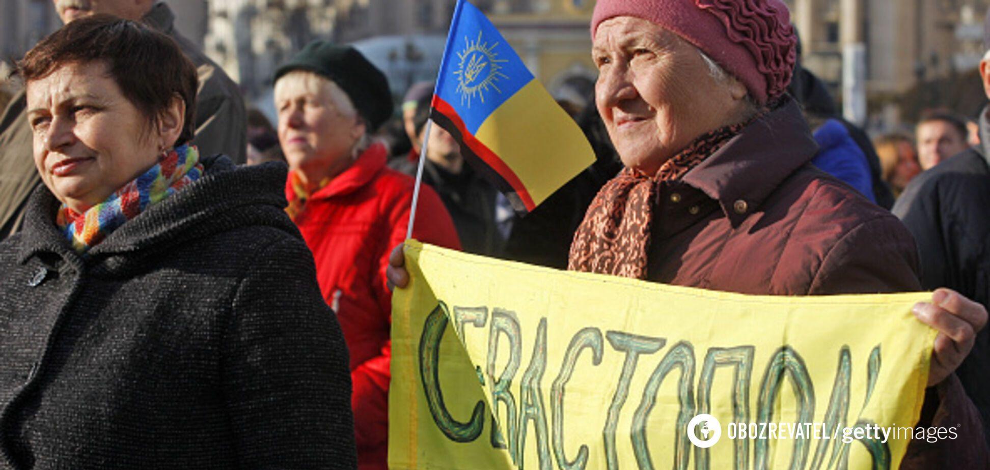 'У дурці все стабільно': мережа висміяла план Росії забрати в України гроші за Крим