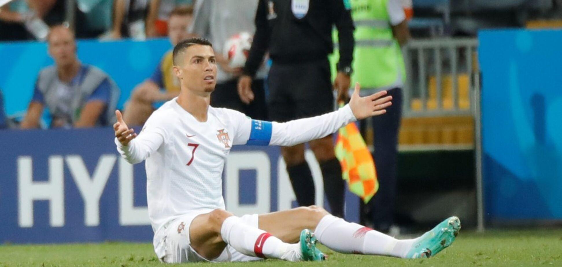 'Немає сенсу тримати Роналду': екс-тренер збірної України висловився про майбутній матч із Португалією