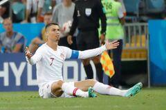 'Нет смысла держать Роналду': экс-тренер сборной Украины высказался о предстоящем матче с Португалией