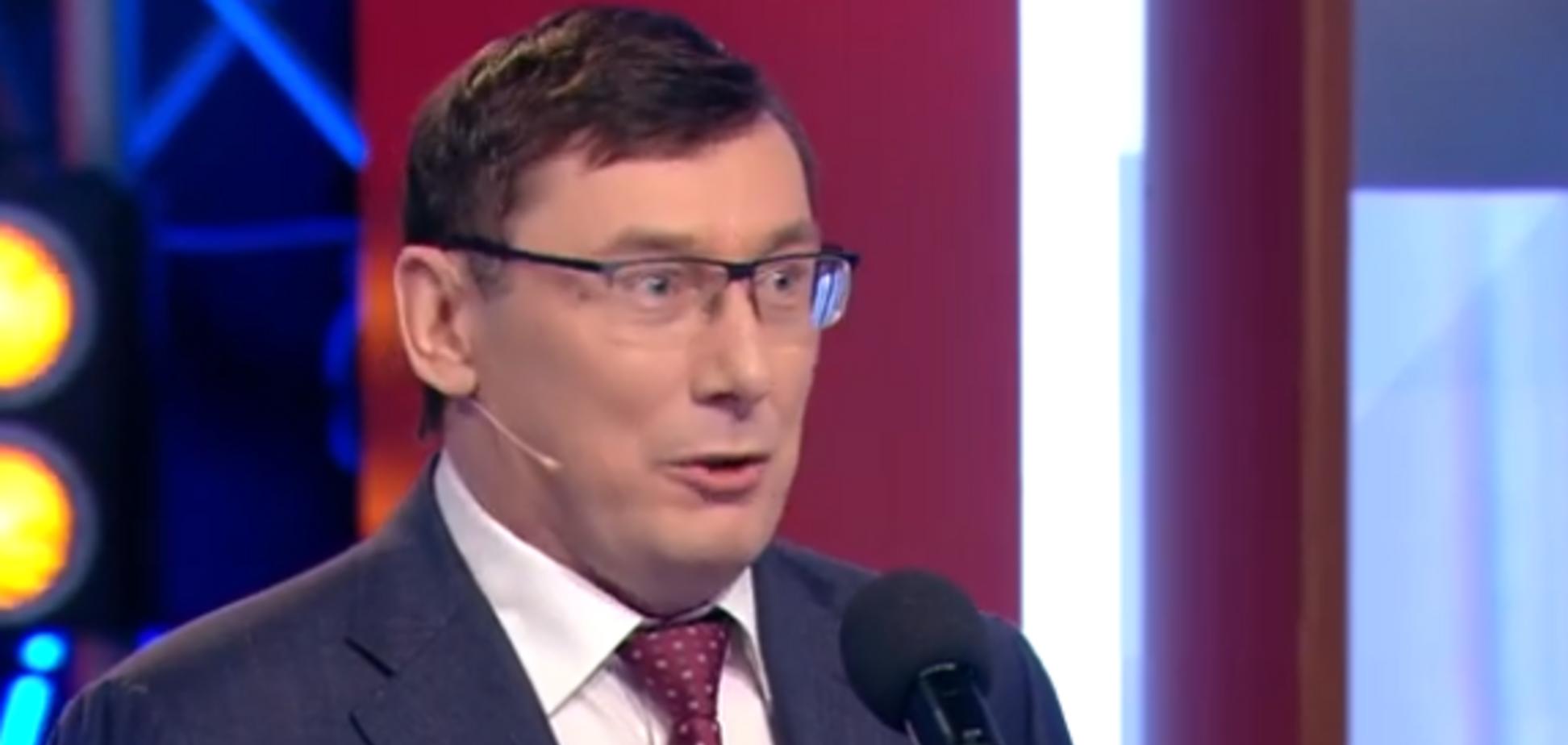 'Не несет яйца!' Луценко раскритиковал работу НАБУ и Сытника