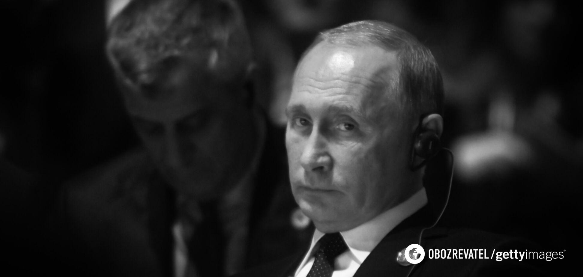 Путин уступить руль смертельно боится