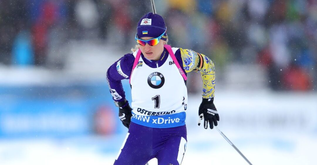 Невероятно! Украинки завоевали 'бронзу' на ЧМ по биатлону