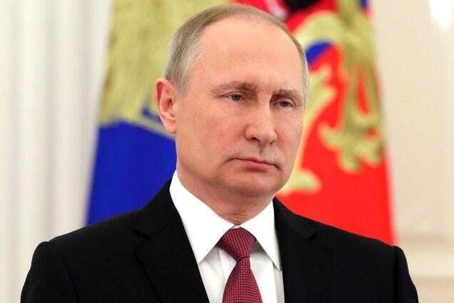 Рейтинг Путіна впав: знайдений фатальний промах
