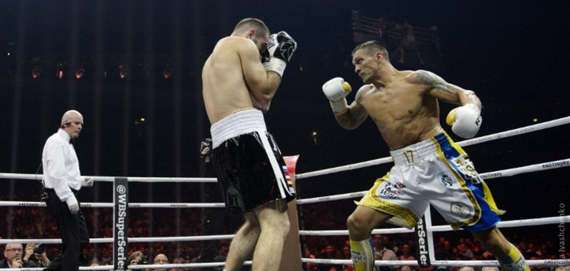 Избитый Усиком боксер возобновит карьеру