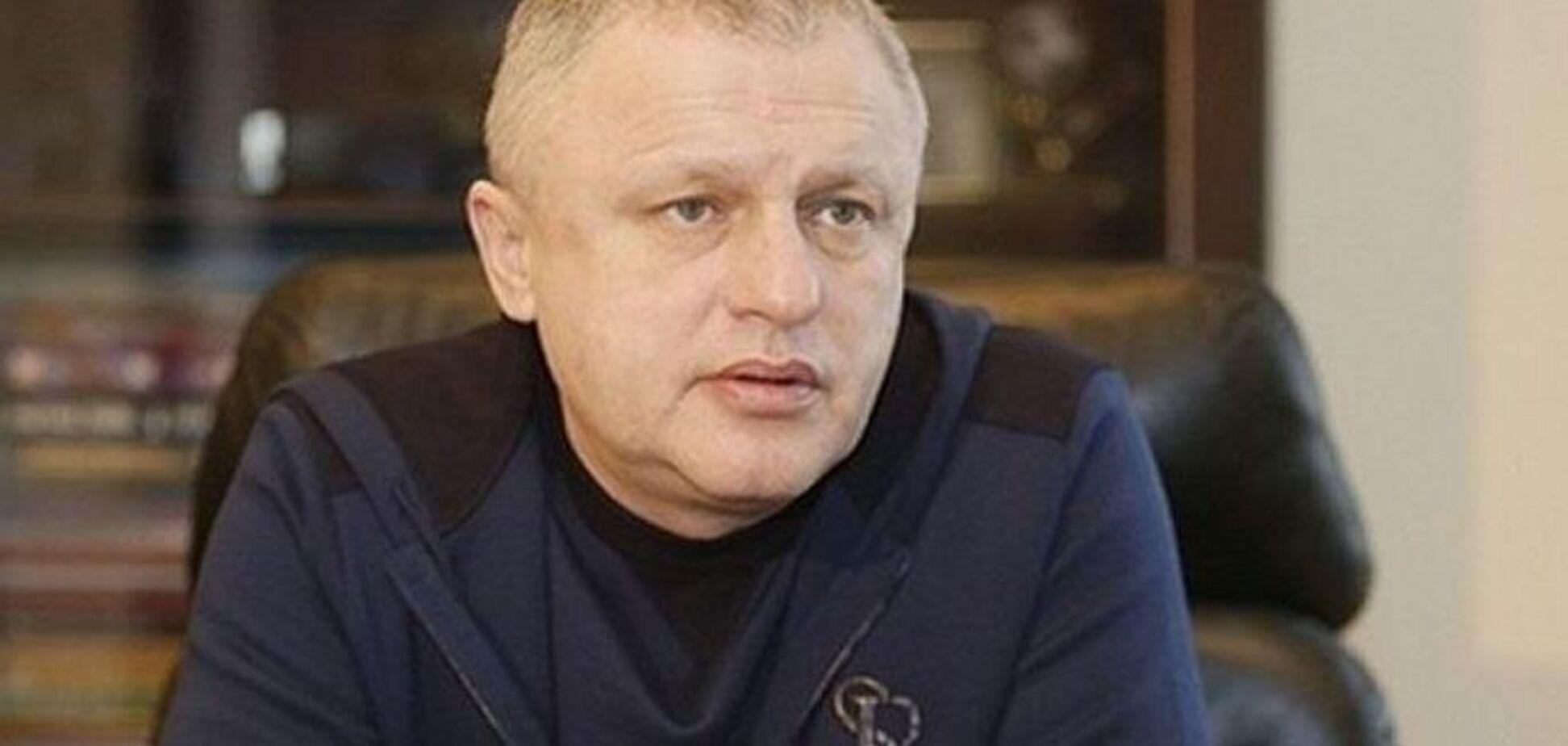 Суркіс назвав санкції для 'Динамо' за 0:5 від 'Челсі'