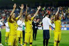 Где смотреть футбол Португалия — Украина: расписание трансляций отбора на Евро-2020