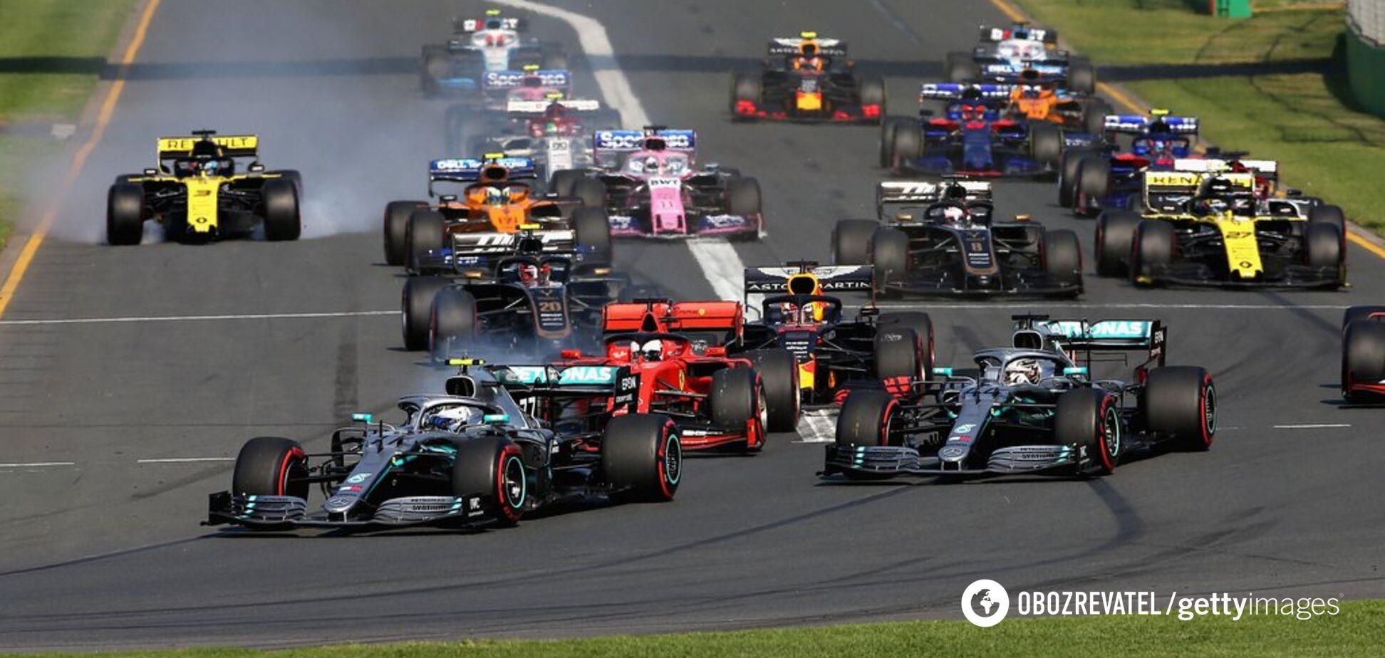 Стартовал сезон Формулы-1: определился победитель Гран-при Австралии