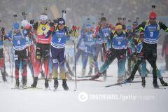 Пидручный провел драматичный масс-старт на чемпионате мира по биатлону