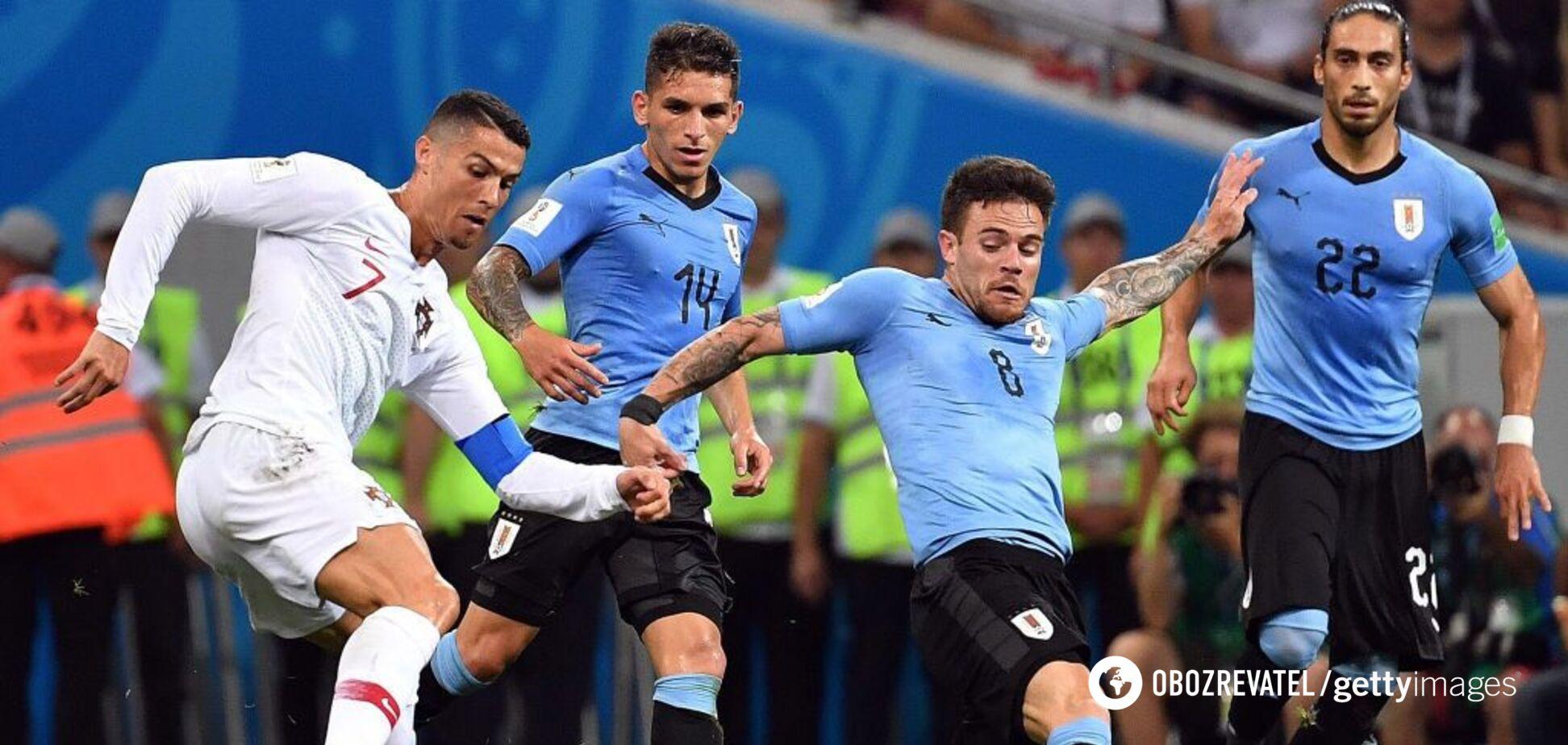 Португалия - Украина: стало известно, сыграет ли Роналду
