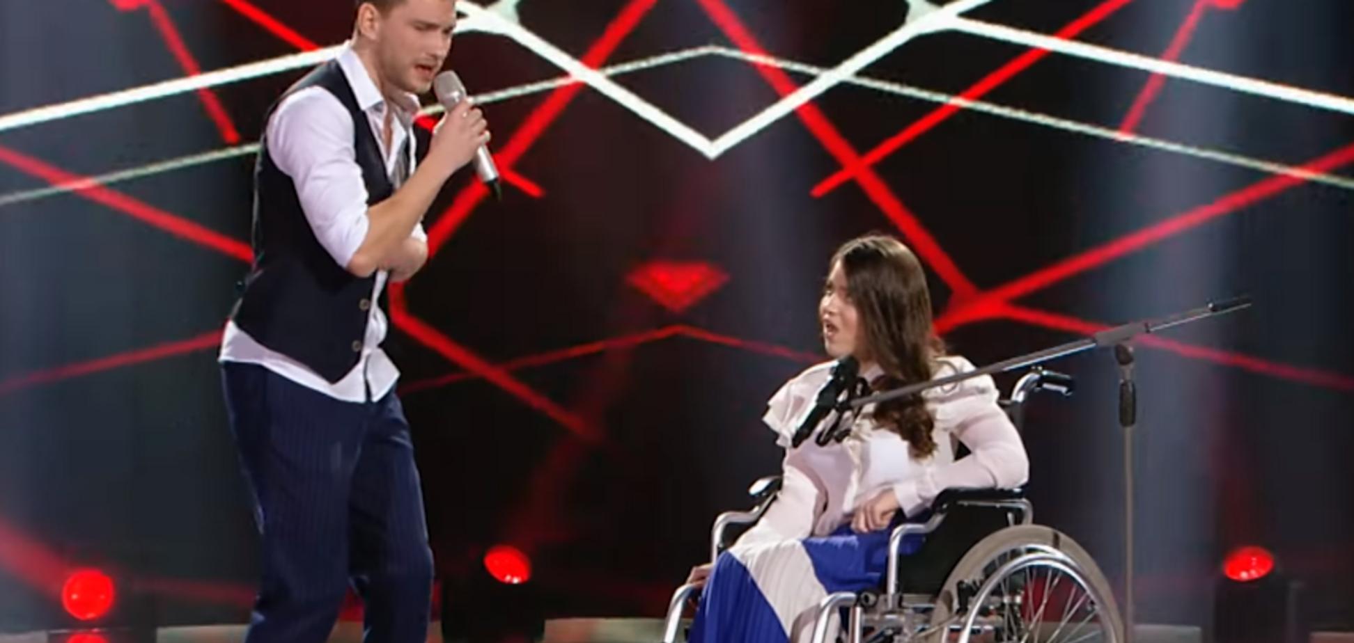 Учасники ''Голосу країни-9'' довели суддів до сліз: потужне відео