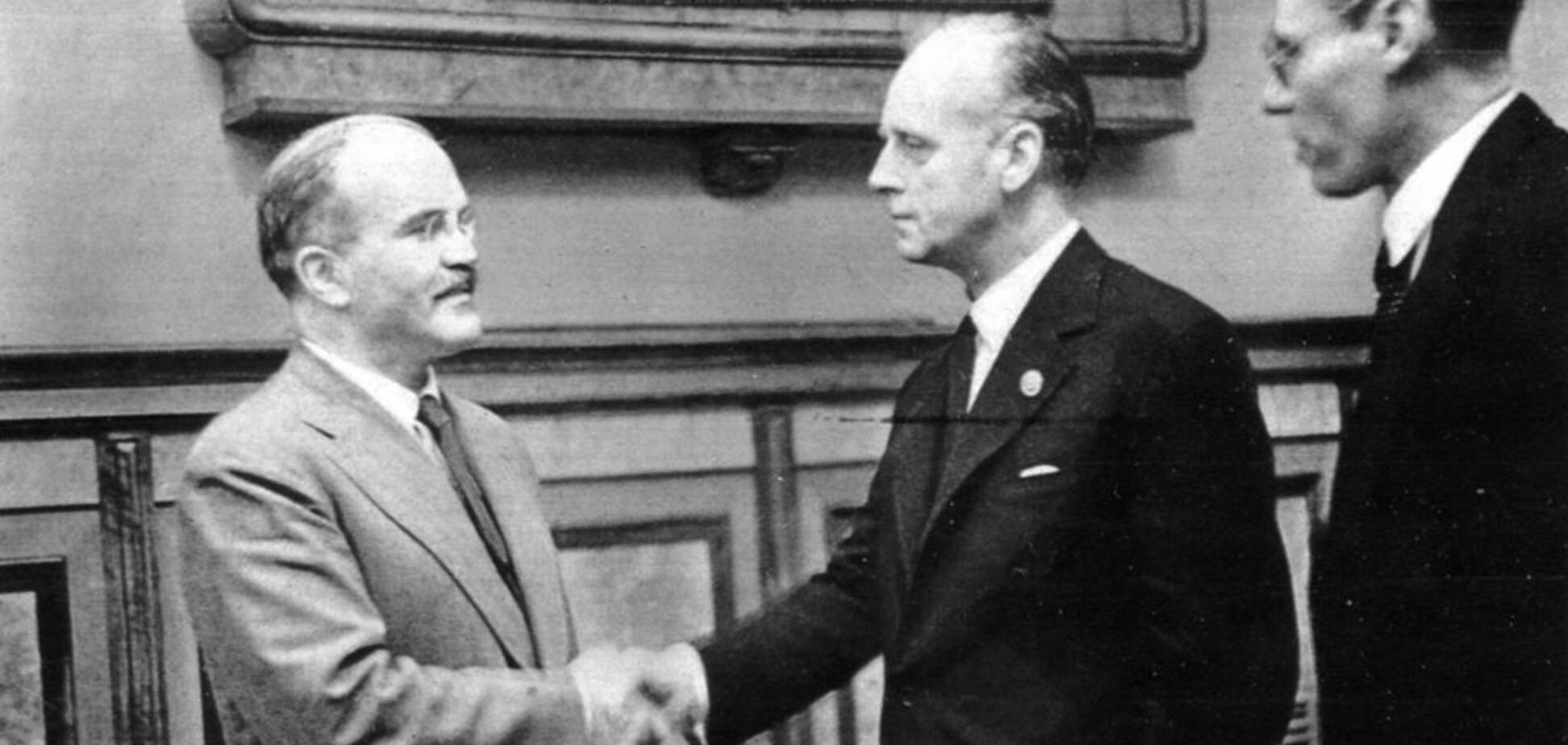 Сделка с Гитлером: хапнули и убили без совести. Ачотакова?