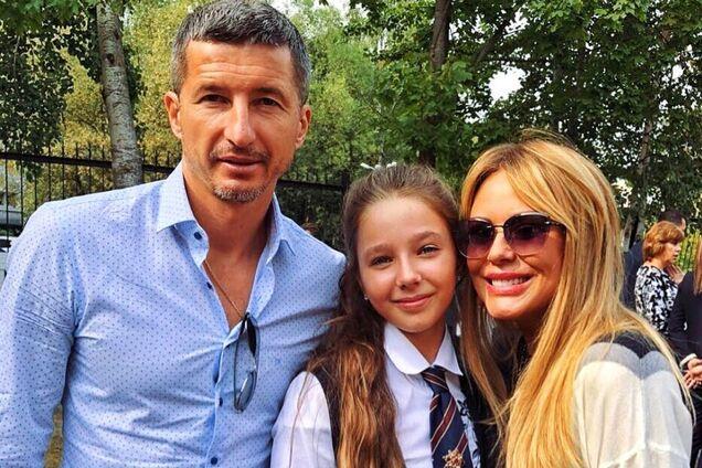 Евгений с Юлей и дочкой Верой