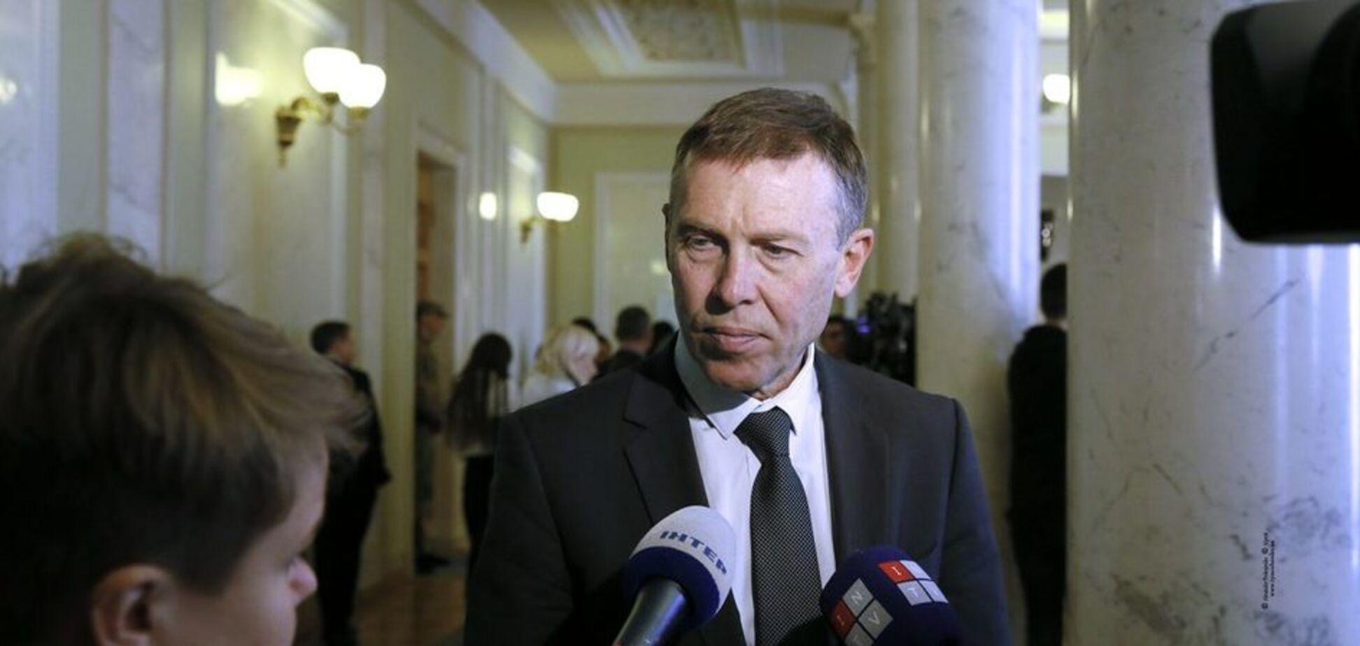 Соболев: расследование коррупции в оборонпроме – вопрос чести этого парламента