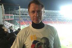 Головний тренер 'Спартака' побажав Ракицькому 'єдності України та Росії'