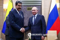 'Превратить в Сирию': в Венесуэле забили тревогу из-за военной интервенции Путина
