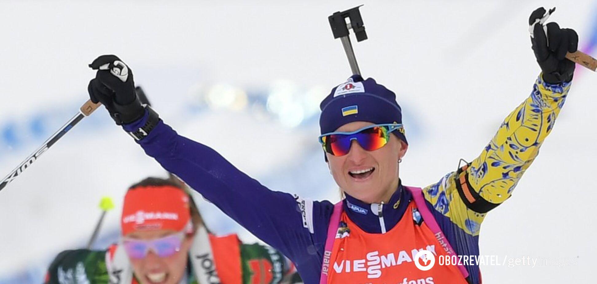 Обійшли Росію: як Україна шокувала на чемпіонаті світу з біатлону