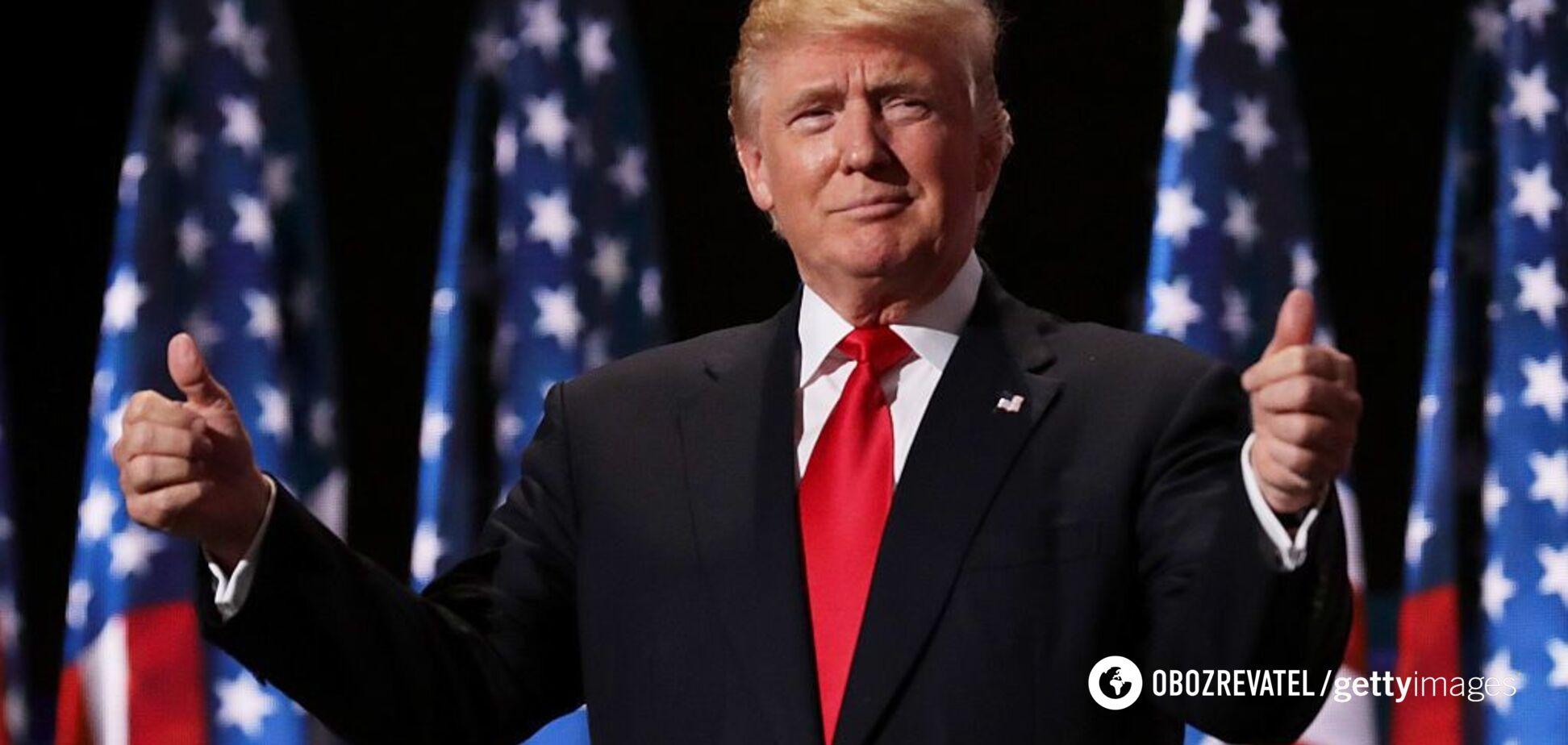 Трамп объявил о полном освобождении Сирии и Ирака от террористов