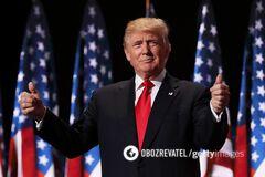 Трамп перепостив статтю про причетність НАБУ до дискредитації його виборчого штабу