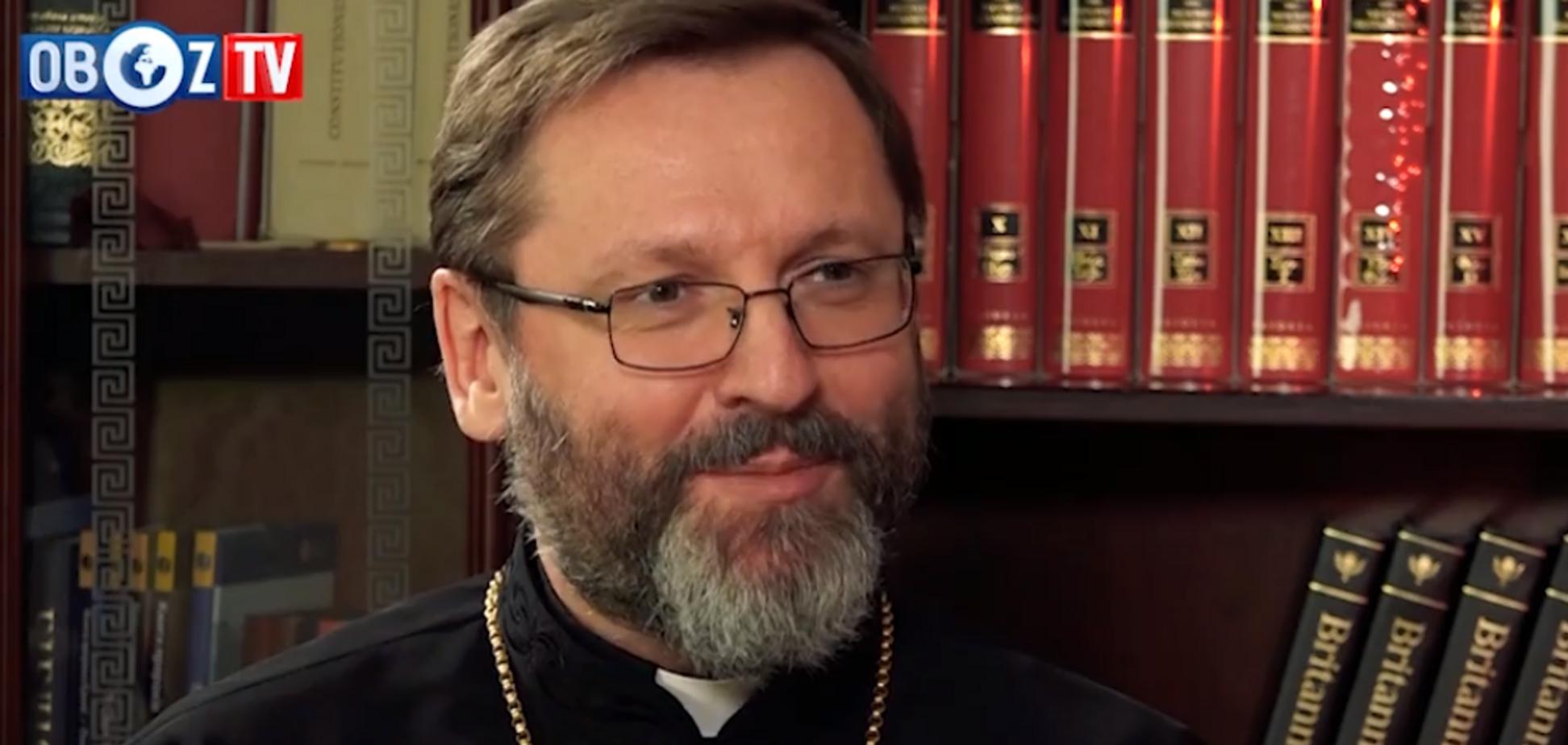 'Русскій мір' хоче привласнити християнське київське коріння — глава УГКЦ